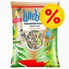 Säästöpakkaus: Lillebro-auringonkukansiemenet, kuorittu