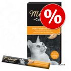 Säästöpakkaus: Miamor-kissantahnat 66 x 15 g
