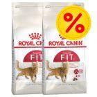 Säästöpakkaus: Royal Canin Fit 32
