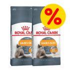Säästöpakkaus: Royal Canin Hair & Skin Care