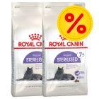 Säästöpakkaus: Royal Canin Sterilised 7+