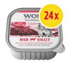 Säästöpakkaus: Wolf of Wilderness Adult 24 x 300 g