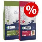 Säästösekoitus: 2 x Bozita -suurpakkausta