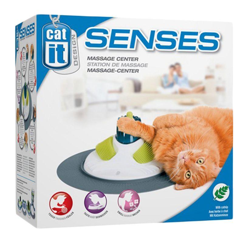 Station de massage Catit Design Senses pour chat