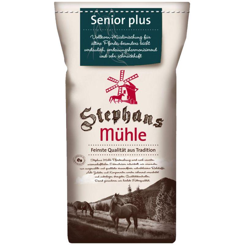 Stephans Mühle Paardenvoer Senior Plus