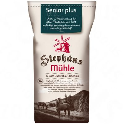 Stephans Mühle Senior plus hästfoder