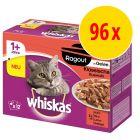 Stort sparpack: Whiskas Ragout 96 x 85 g