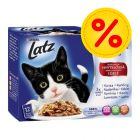 """Stort sparpack: 120 x 100 g  Latz """"As good as it looks"""""""
