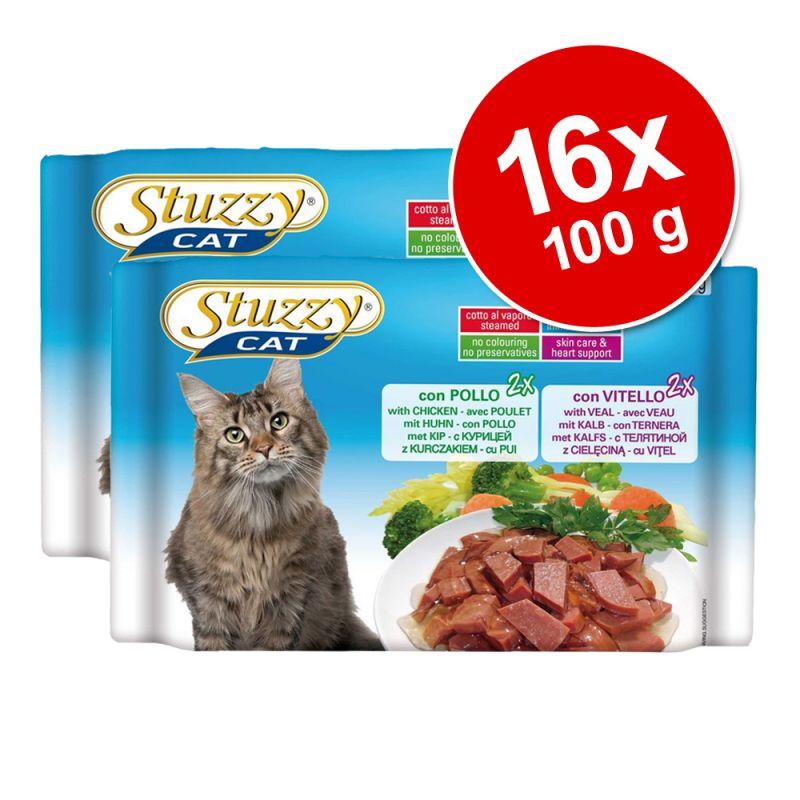 Stuzzy Cat Busta 16 x 100 g