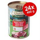 Stuzzy Dog Monoprotein -säästöpakkaus 24 x 400 g