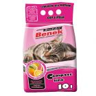 Super Benek Compact Cytrusowa świeżość żwirek dla kota