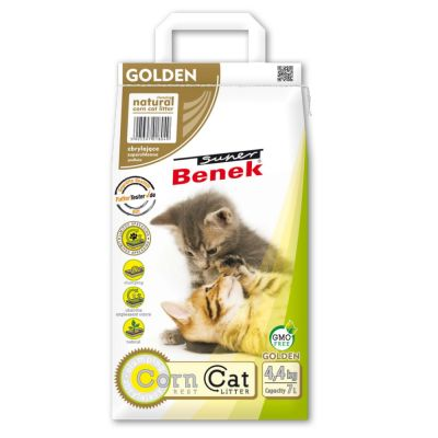 Super Benek Corn Cat Golden