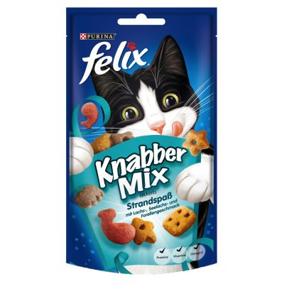 Super lot : Felix Party Mix 25 x 60 g Friandises pour chat