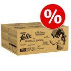 Superofferta! Felix Le Ghiottonerie in gelatina 120 x 100 g