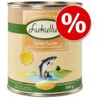 Superpris på Lukullus hundfoder 24 x  800 g