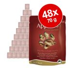 Super-Sparpaket: Applaws Katzenfutter 48 x 70 g