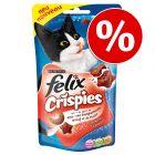 Super-Sparpaket: 25 x 45 g Felix Crispies