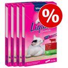Super-Sparpaket: 48 x 15 g Vitakraft Cat Liquid-Snack
