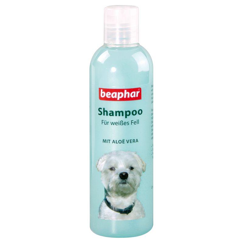 Szampon dla psów z białą sierścią beaphar