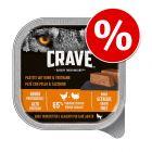 20% taniej! Crave Adult, karma mokra dla psa 6 x 300/400 g
