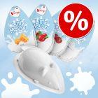 23% taniej! Feringa Little Mouse Milk Snack mleczny przysmak dla kota