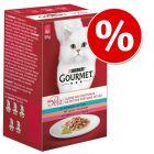 20% taniej! Gourmet Mon Petit, 18 x 50 g