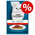 25% taniej! Gourmet Perle, karma mokra dla kota, 120 x 85 g