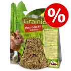 20% taniej! JR Farm Grainless dzwoneczek z siana z hibiskusem