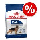 15% taniej! Małe opakowanie Royal Canin Size