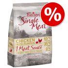 50% taniej! Purizon Single Meat, bez zbóż, 2 x 1 kg
