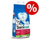 20% taniej! Sanicat, żwirek dla kota w super cenie!