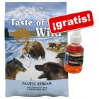 Taste of the Wild 12,2 kg pienso + 100 ml Aceite de salmón ¡gratis!