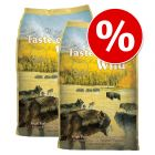 Taste of the Wild Dry Food Economy Packs