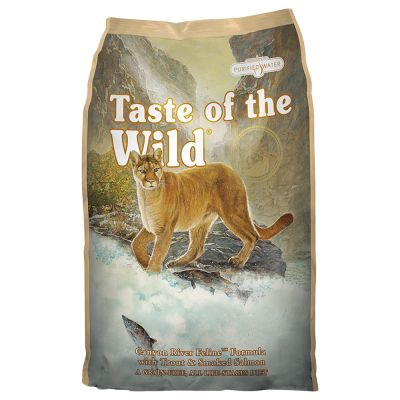 Taste of the Wild – Canyon River Feline