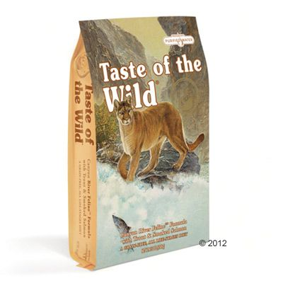 Taste of the Wild - Canyon River Feline Kattenvoer