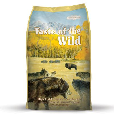 Taste of the Wild High Prairie Canine pour chien