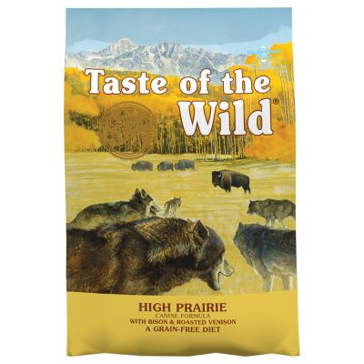 Taste of the Wild High Prairie pour chien