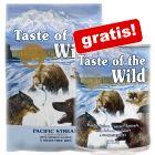 Taste of the Wild hondenvoer + gratris snack