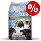 Taste of the Wild - 12.2 kg Erikoishintaan!
