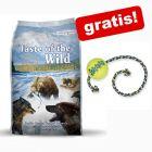 Taste of the Wild 12,2 kg + KONG SqueakAir lopta s konopcem Gratis!