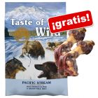 Taste of the Wild 12,2 kg pienso + 2 huesos de jamón serrano ¡gratis!