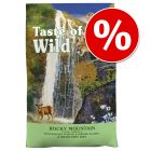 Taste of the Wild 6,6 kg pienso para gatos ¡con gran descuento!