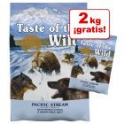 Taste of the Wild 14,2 kg pienso para perros en oferta: 2 kg ¡gratis!