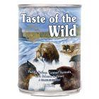 Taste of the Wild Pacific Stream comida húmeda para perros