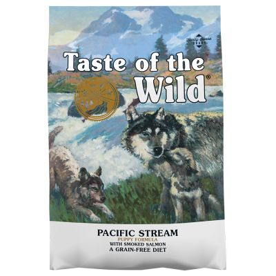 Taste of the Wild Pacific Stream Puppy pour chiot
