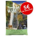 Taste of the Wild pienso para gatos ¡con gran descuento!