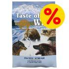 Taste of the Wild pienso para perros en formato de 2 kg