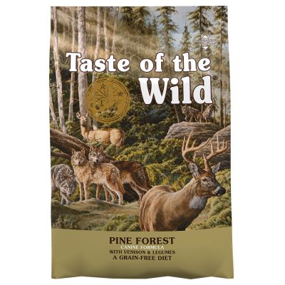 Taste of the Wild - Pine Forest