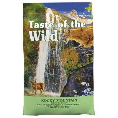Taste of the Wild Rocky Mountain