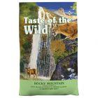 Taste of the Wild - Rocky Mountain Feline - spannmålsfritt